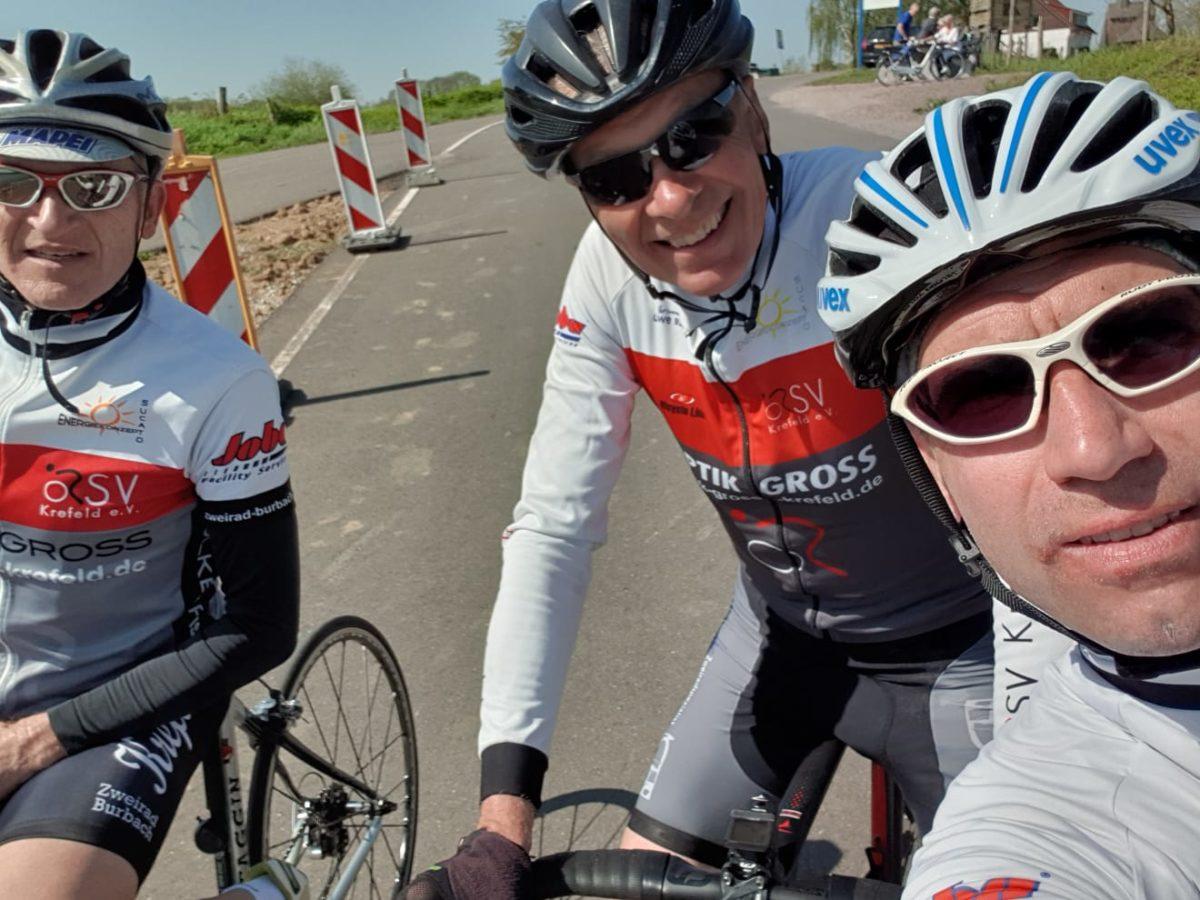 Karfreitag : Tour nach Beesel
